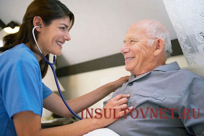 Лечение лакунарного инсульта