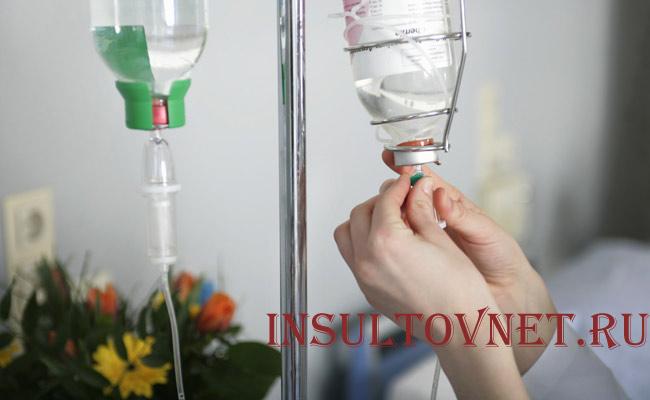 Магнезия при инсульте