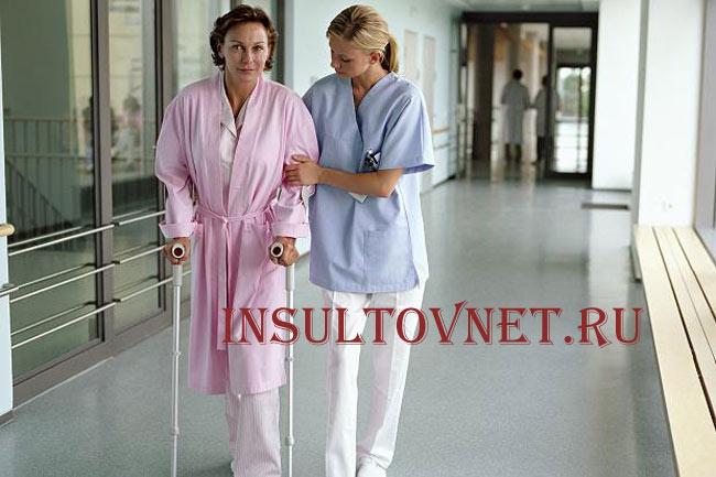 Прогноз при инсульте