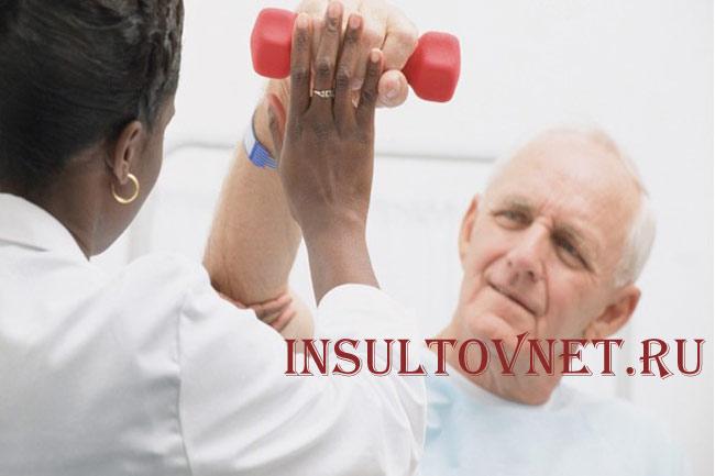 Прогноз реабилитации после инсульта