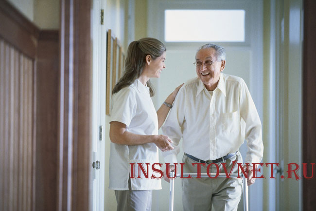 Реабилитация после геморрагического инсульта