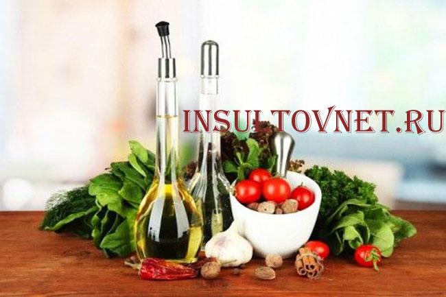 Здоровое питание при ТИА