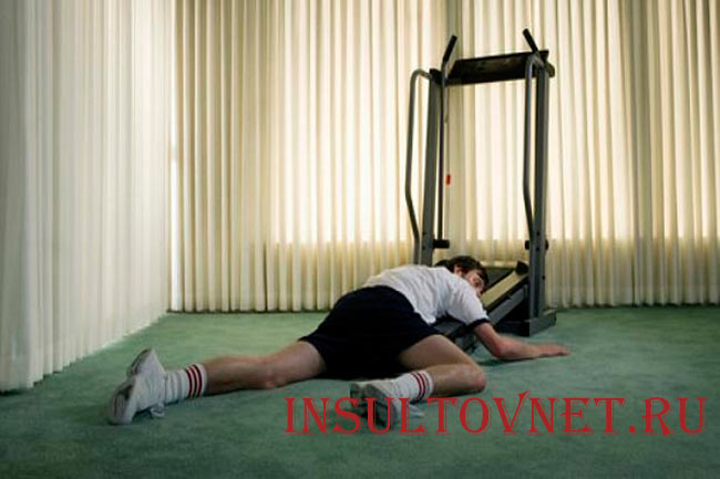 Физическое переутомление