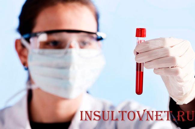Нарушение свертываемости крови