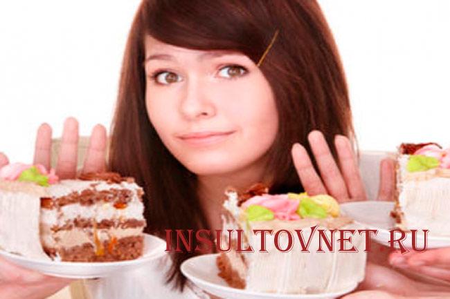 Риск инсульта от сладкого