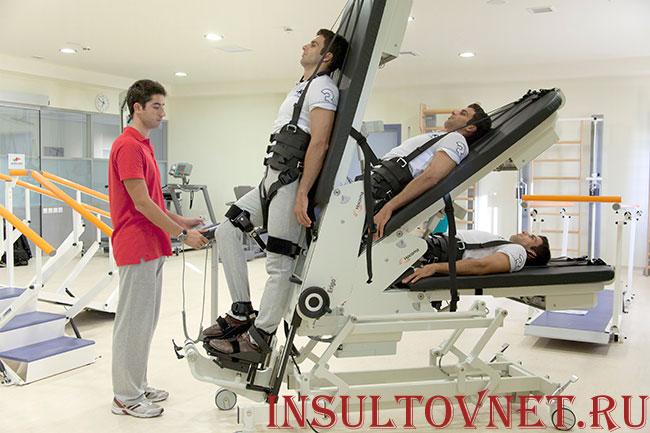 вертикализация пациента