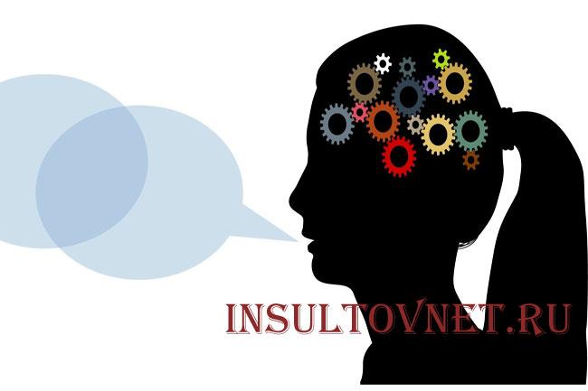 Нарушения речи при инсульте