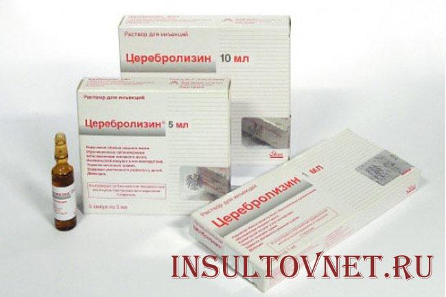 Нейротрофические препараты