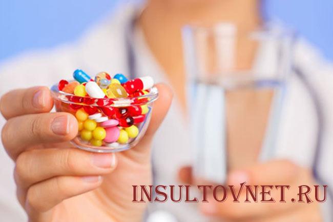 Препараты для лечения инсульта
