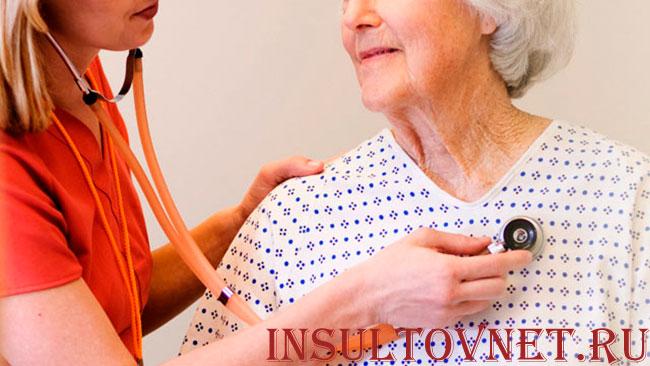 болезни у пожилых