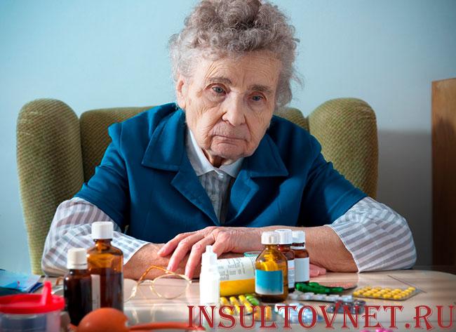 Альцгеймер у женщин