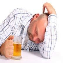 Алкогольная энцефалопатия 2 степени