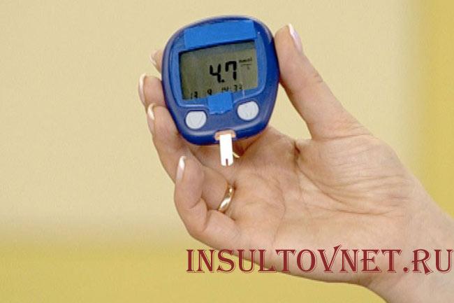 Недостаток глюкозы при беременности