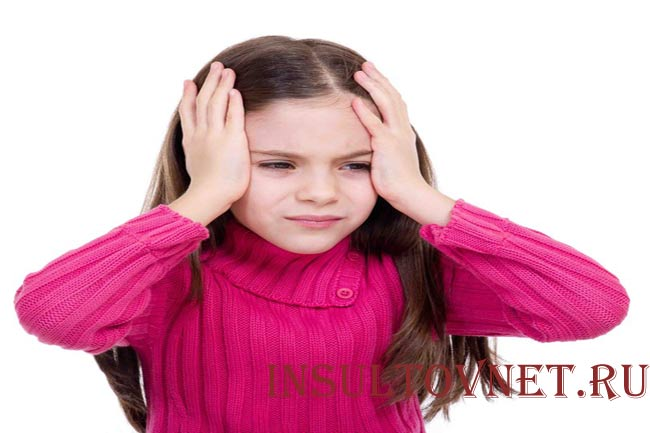 Признаки абдоминальной мигрени