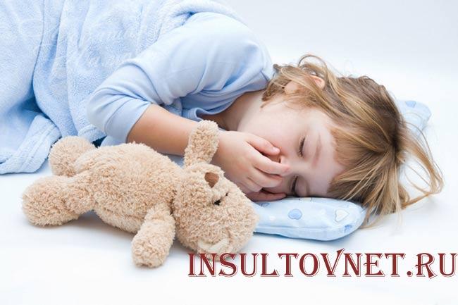 Рвота и тошнота при мигрени