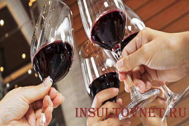 Увеличение дозы спиртного