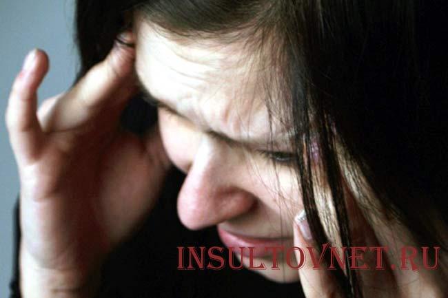 Височная боль в голове