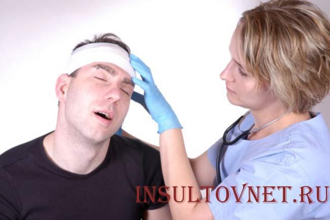Эпилепсия после травмы головы