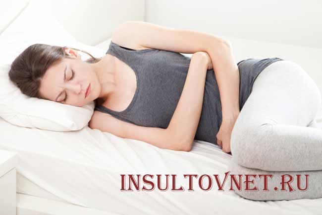 Мигрень при менструационного цикла