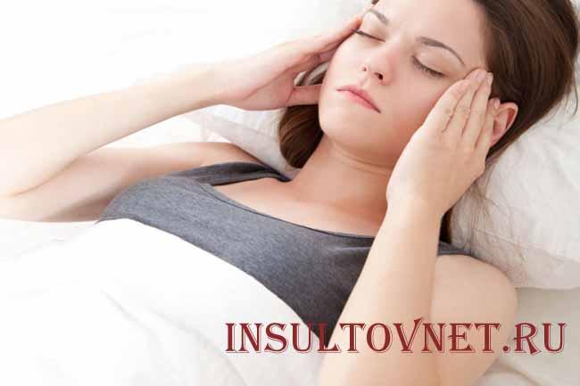 Синдром мигрени