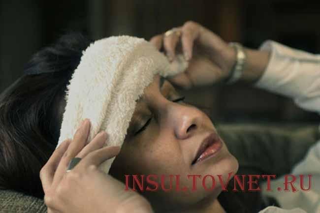 Лечение головной боли