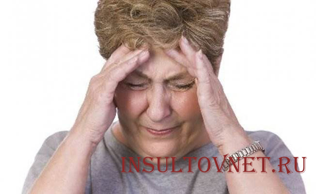 Артериальная гипертензия и кружится голова