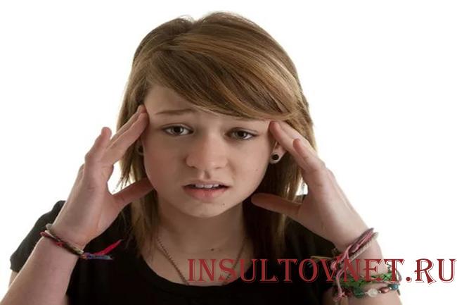 Боль напряжения у детей