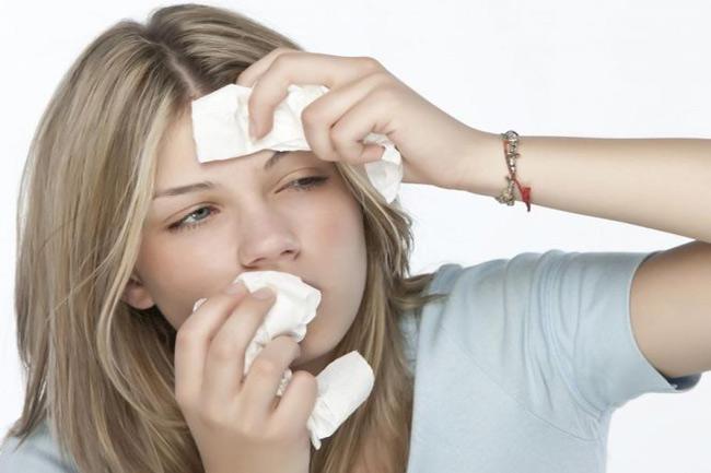 Боль в голове при кашле