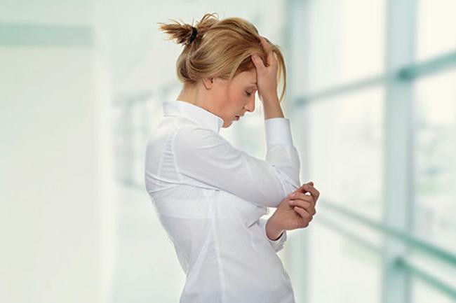 Боль в голове при наклоне