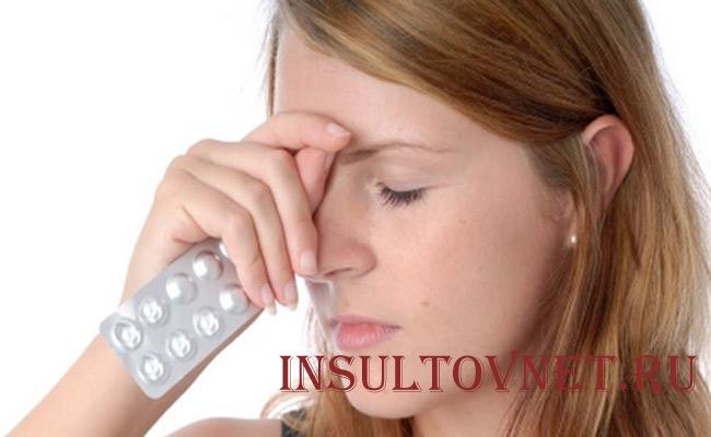 Болит голова после гриппа