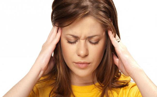Частые головные боли и головокружения