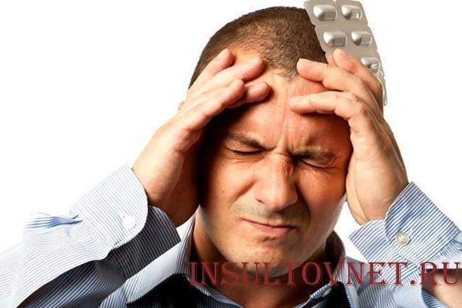 Если при насморке болит голова