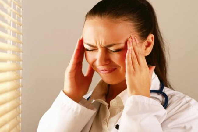 Головные боли напряжения