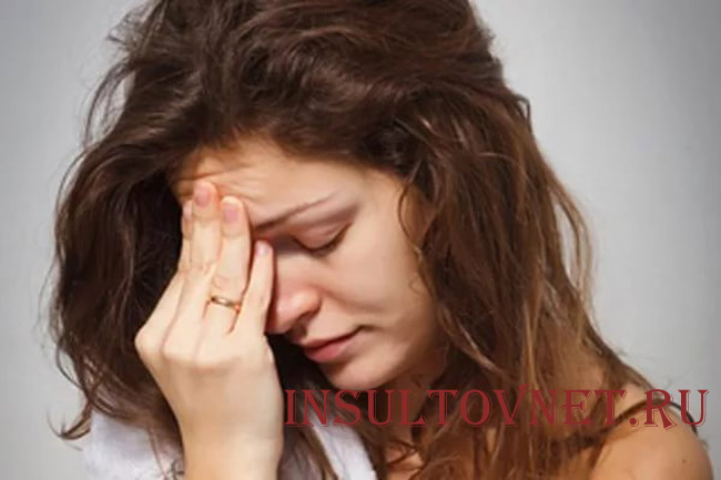 Головокружение при мигрени