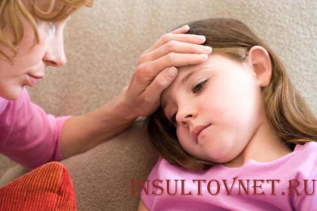 Как определить головную боль у ребенка