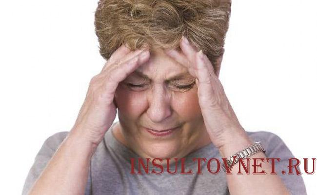 Лобные боли при гипертонии