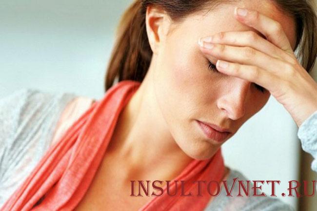 Симптомы переутомления