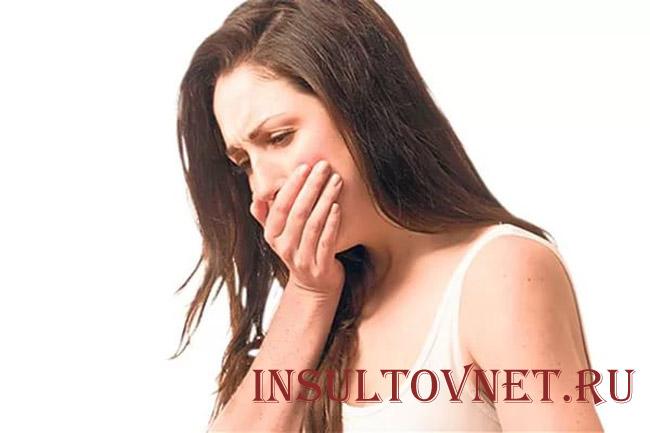 Слабость тошнота и головная боль