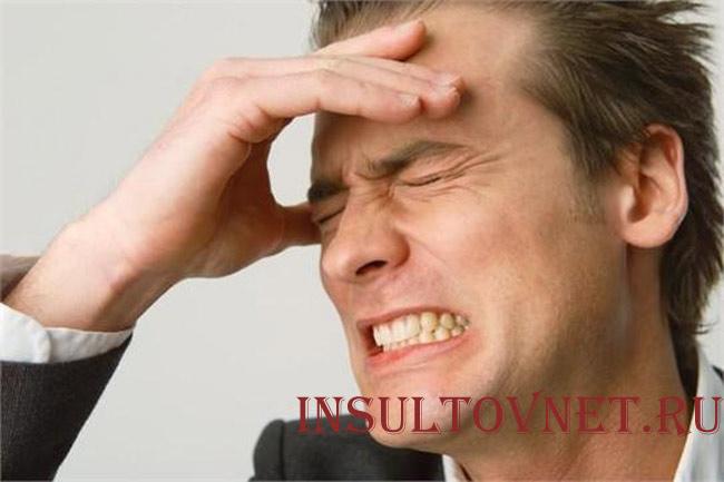 Болит лоб при мигрени