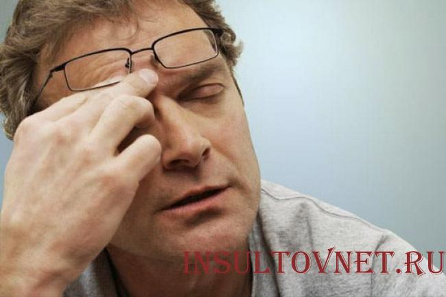 Головная боль при глазных заболеваниях