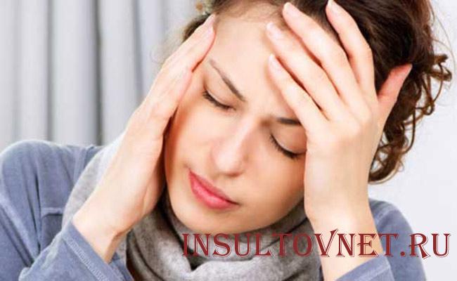 Лобные боли при остеохондрозе