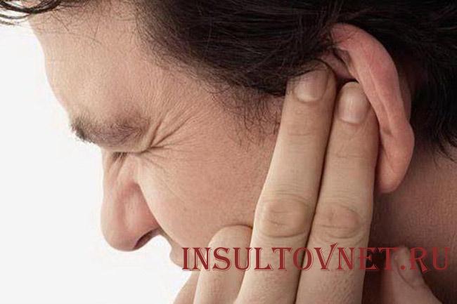 Симптомы отита среднего уха